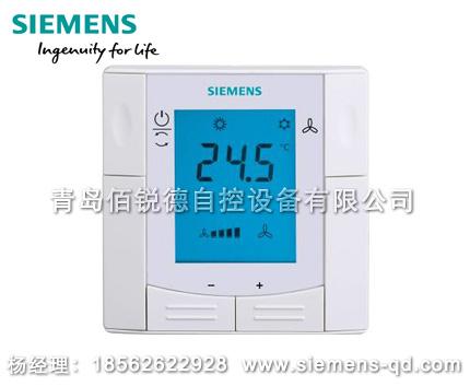 西门子房间温控器rdf510